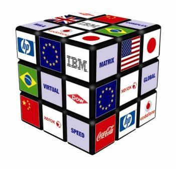 Global account management skills cube