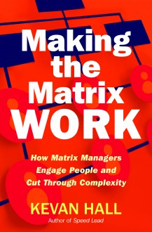 graphics from cover of Making the Matrix Work book