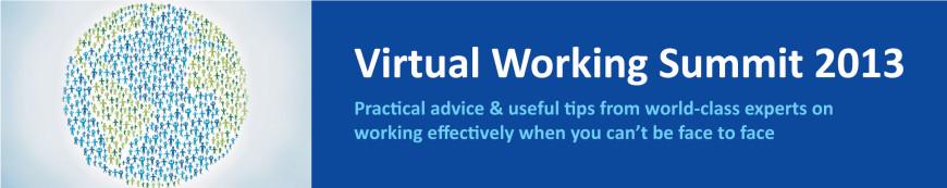 """virtual working summit"""
